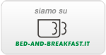 Siamo su Bed and Breakfast